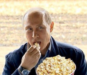 Popcorn Time in Moscow