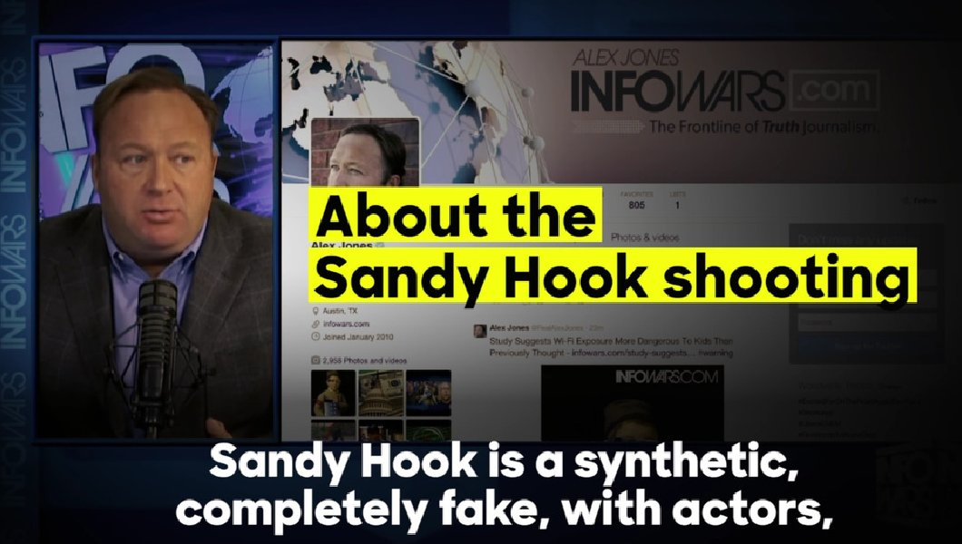 Sandy Hook Jones