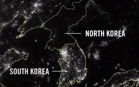 North Korea, Dark Shape in Asia